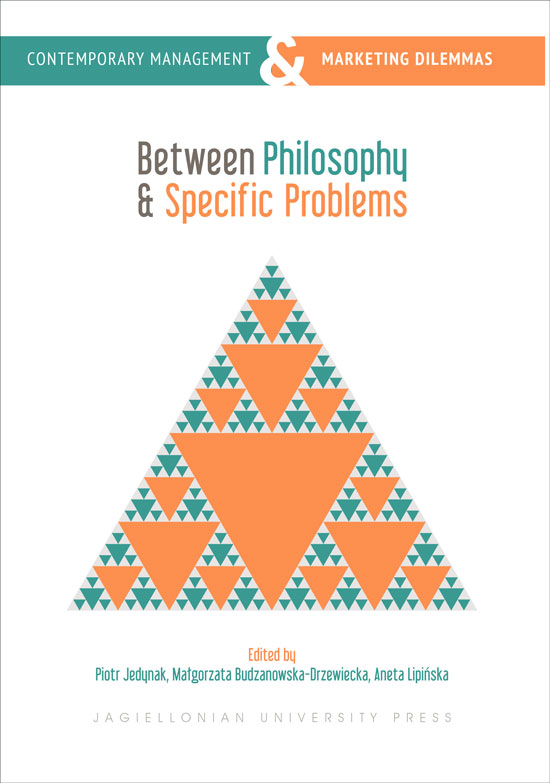 Between Philosophy and Specific Problems