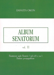 Album Senatorum. Vol. II.
