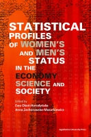 Statistical Profiles of Womens and Mens Status in the Economy, Science and Socie