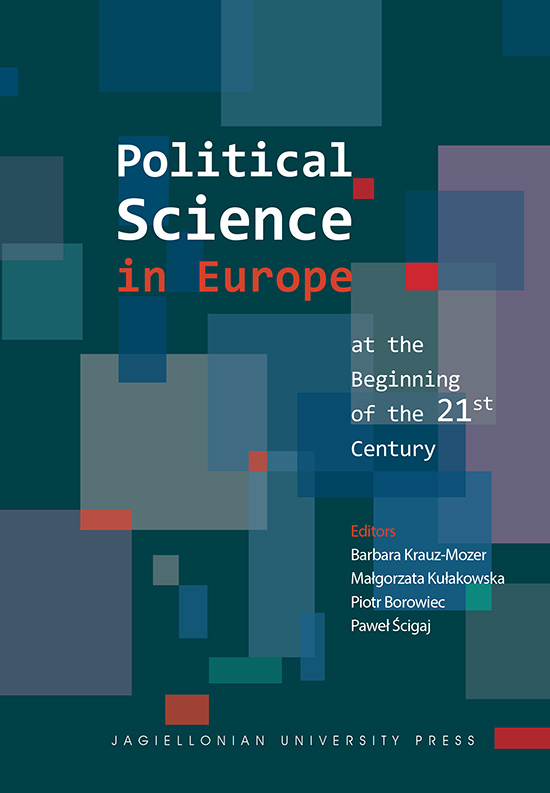 Political Science in Europe at the Beginning of the 21st Century