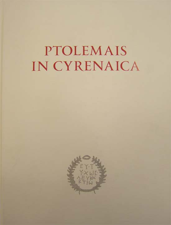 Ptolemais in Cyrenaica.