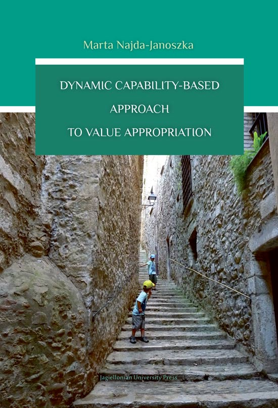 Dynamic Capability-Based Approach to Value Appropriation