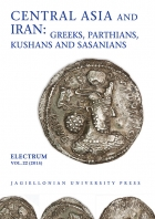 Central Asia and Iran – Greeks, Parthians...