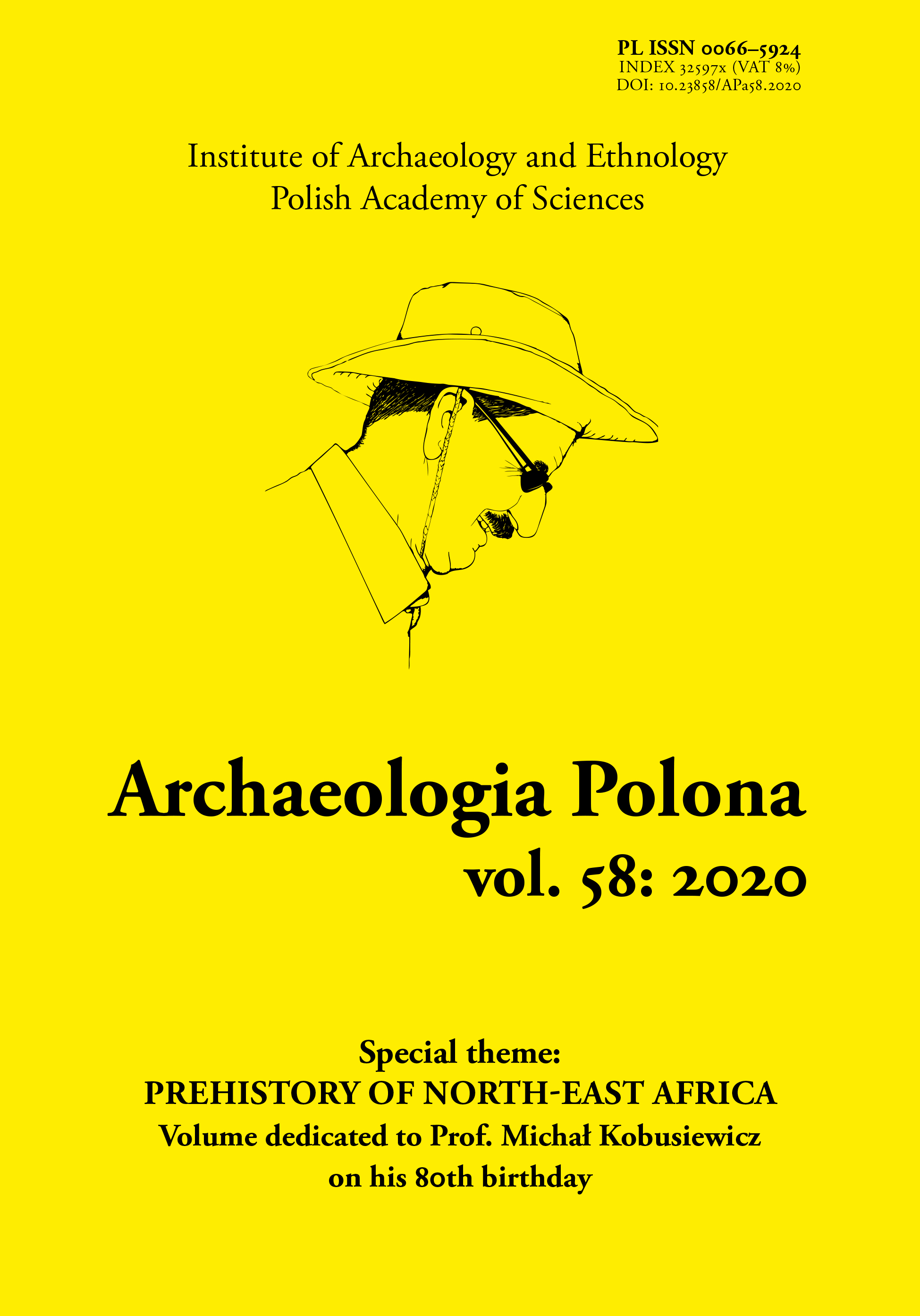Prehistory of North-East Africa
