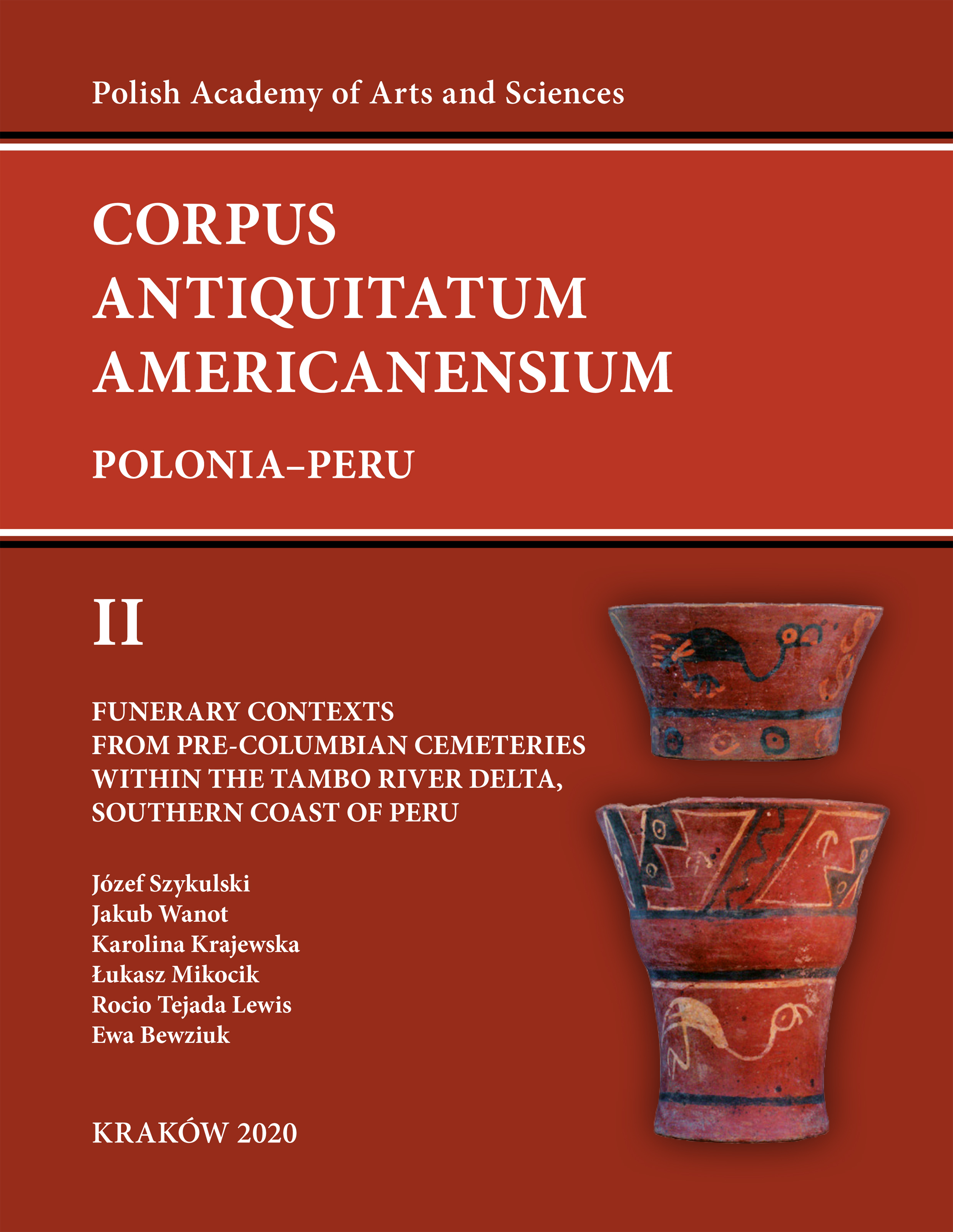 Funerary Contexts from Pre-Columbian