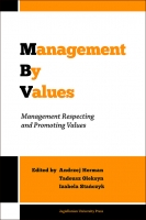 Management Respecting and Promoting Values