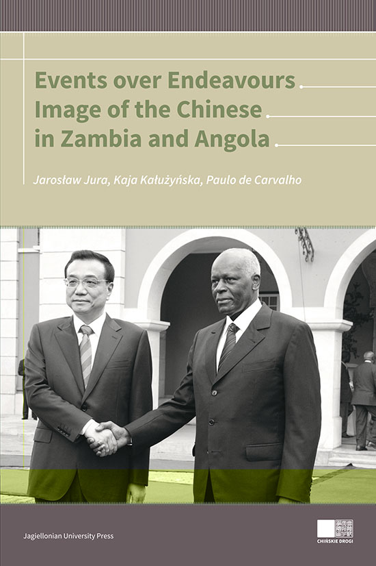 Events over Endeavours,  Image of the Chinese in Zambia and Angola