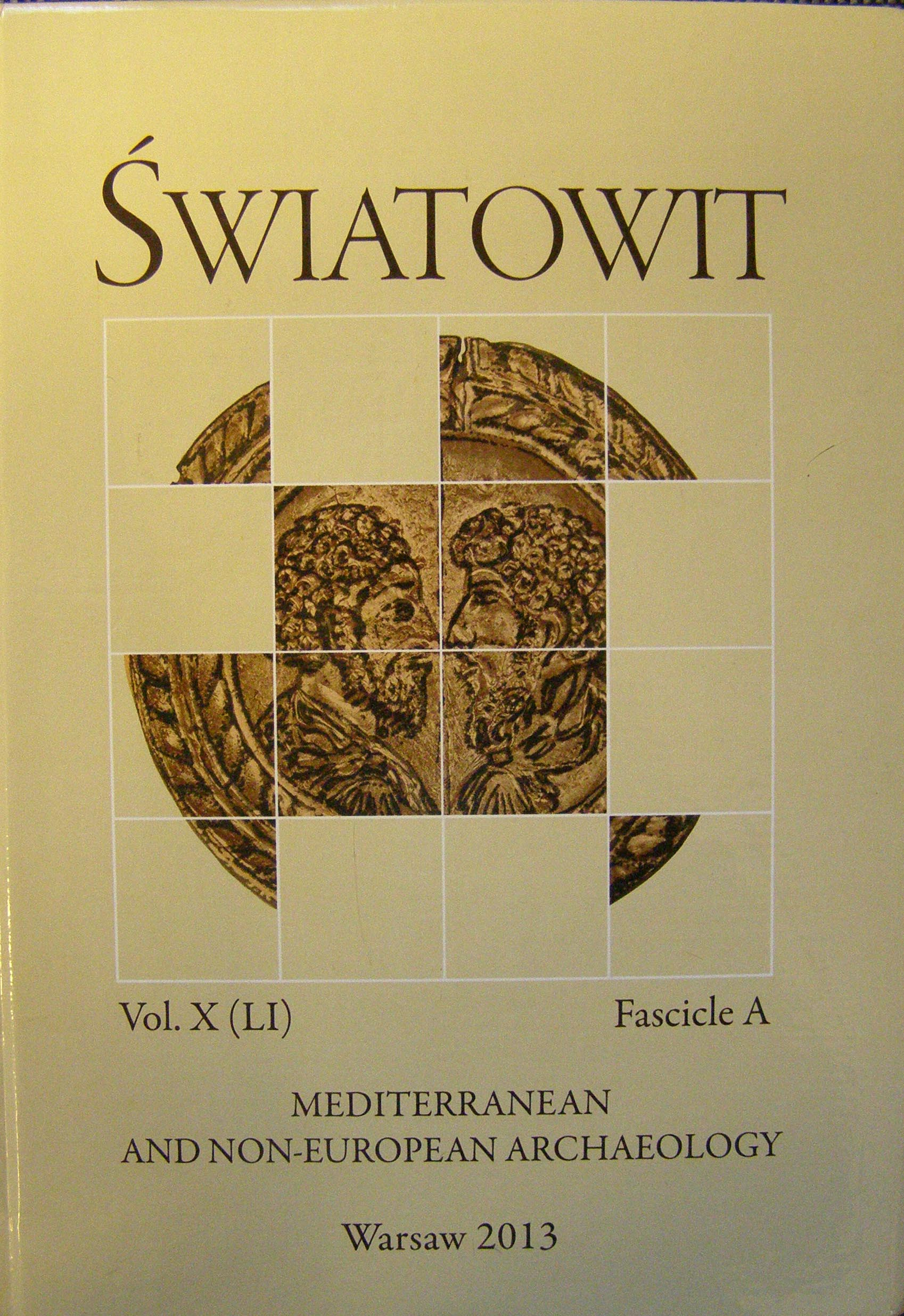 Mediterranean and Non-European Archaeology (Światowit X)