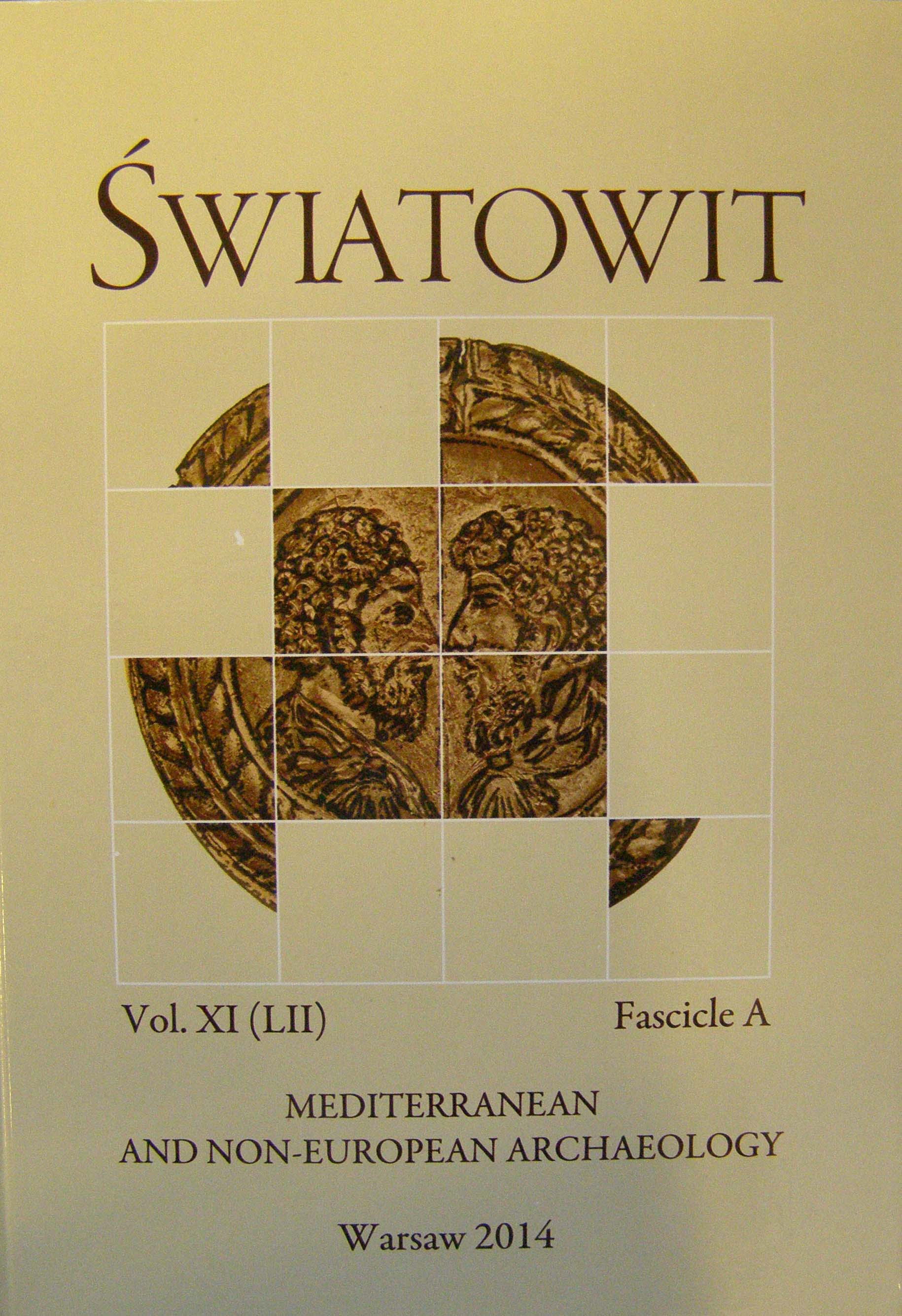Mediterranean and Non-European Archaeology (Światowit XI)