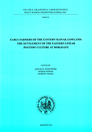 Early Farmers of the Eastern Slovak Lowland....